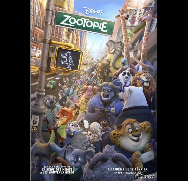 Zootopie : le détail qui tue et qui plait aux fans