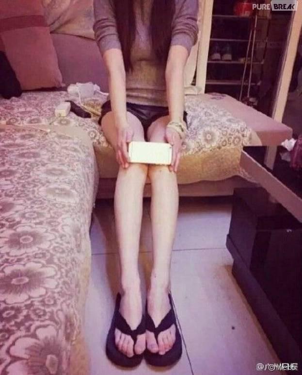 iPhone6Challenge : le défi maigreur venu de Chine