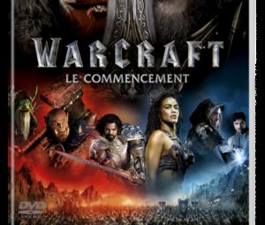 Warcraft le commencement en DVD et Blu-Ray.