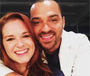 Grey's Anatomy : Sarah Drew et Jesse Williams, avec qui sont-ils en couple dans la vie ?