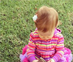 Sarah Drew : son adorable fille Hannah