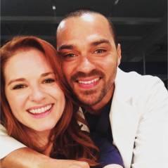 Sarah Drew (Grey's Anatomy) et Jesse Williams : avec qui sont-ils en couple dans la vie ?