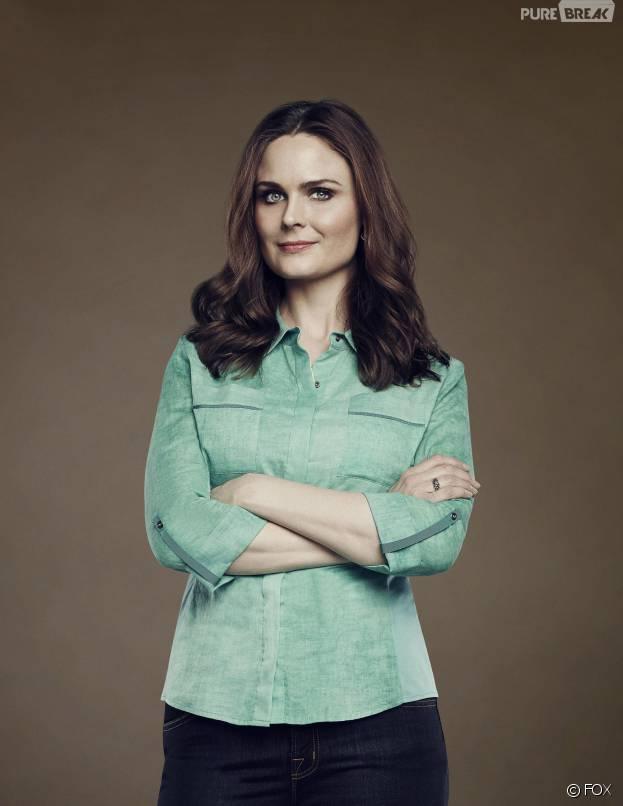 Bones saison 11 : Temperance Brennan héroïne de romans