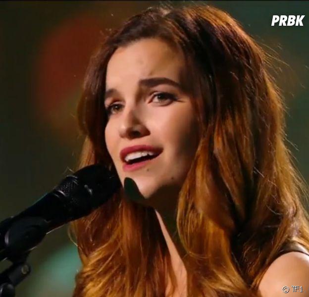 Gabriella a ébloui le public de The Voice