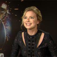 Emily VanCamp (Captain America) connait-elle les super-héros de Marvel ? Elle passe le test