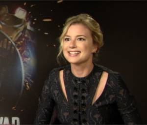 Emily VanCamp en interview sur PureBreak pour la sortie de Captain America : Civil War le 27 avril