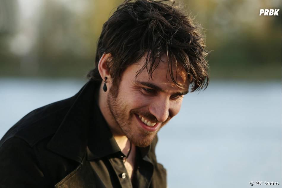 Once Upon a Time saison 5 : Colin O'Donoghue ne quitte pas la série