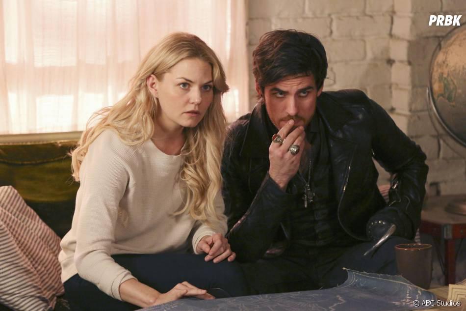 Once Upon a Time saison 5 : des retrouvailles à venir pour Emma et Hook