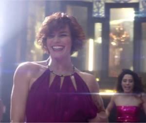 Fauve Hautot dans le premier clip de la comédie musicale Saturday Night Fever