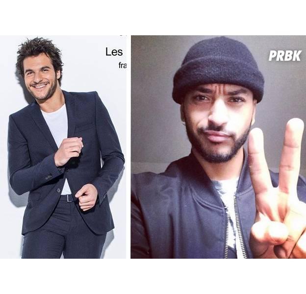 Amir (Eurovision) soutient Slimane de The Voice 5