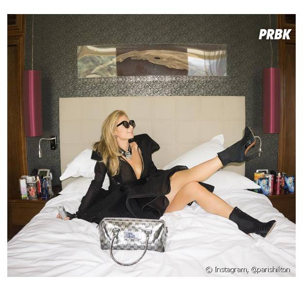 paris hilton tout en modestie bient t actrice et productrice d 39 un film sur elle. Black Bedroom Furniture Sets. Home Design Ideas
