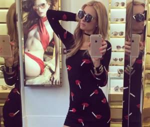 Paris Hilton : une vraie star sur Instagram