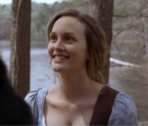 Leighton Meester dans la bande-annonce de sa nouvelle série Making History