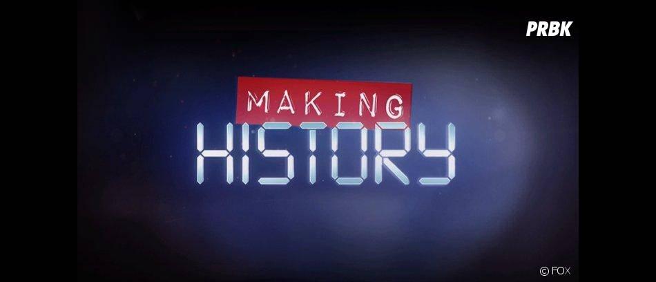 Making History : le logo de la nouvelle série de Leighton Meester