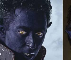 X-Men Apocalypse : Diablo avant/après