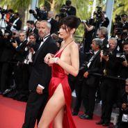 Bella Hadid : sa culotte star de sa montée des marches au Festival de Cannes 2016