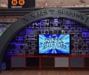 Ninja Turtles 2 : Paramount et AirBnb ouvrent un loft façon QG des tortues