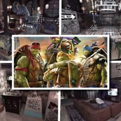 Ninja Turtles 2 : l'incroyable QG des tortues à louer sur Airbnb