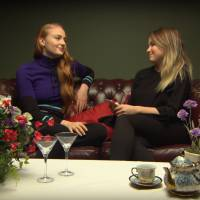 EnjoyPhoenix complice avec Sophie Turner (Game of Thrones, X-Men Apocalypse)