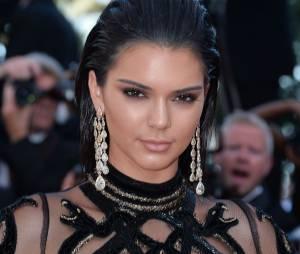 Kendall Jenner transparente et sexy le dimanche 16 mai 2016 au Festival de Cannes