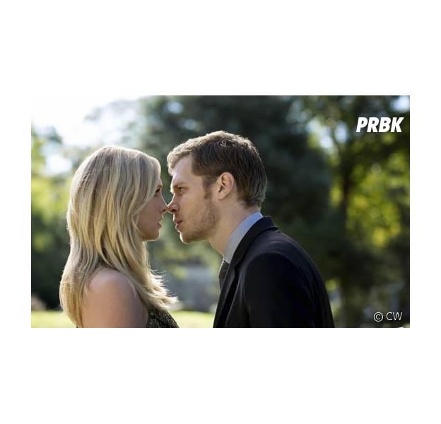 The Vampire Diaries saison 8 : encore de l'espoir pour Klaus et Caroline ?
