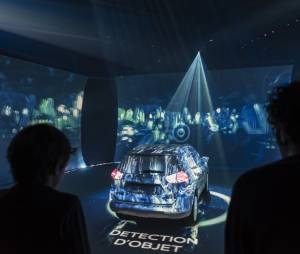 Le X-TRAIL Day a retourné la Cité du Cinéma.