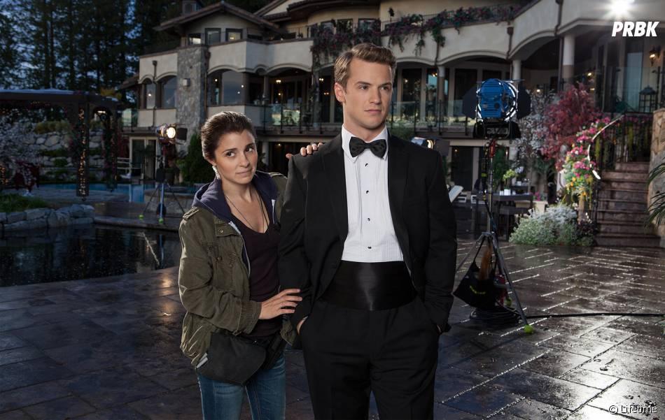 UnREAL saison 1 : Rachel (Shiri Appleby) et Adam (Freddie Stroma)
