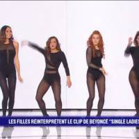 Priscilla Betti, Valérie Bègue, Anaïs Delva et Eve Angeli : reprise sexy de Single Ladies de Beyoncé
