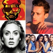 Playlist : les 10 sons de la semaine #4, avec Adele, Fifth Harmony, Major Lazer...