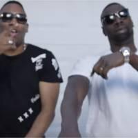 "Clip ""J'ai trop dansé"" : Mokobé invite Omar Sy et MHD"