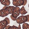 Kim Kardashian dévoile de nouveaux emojis de Kanye West !