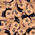 Kim Kardashian dévoile de nouveaux kimojis !