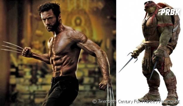 Raphael et Wolverine, même combat