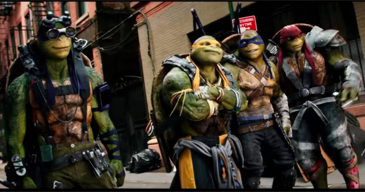 Et si les ninja turtles taient des super h ros marvel - Voiture des tortues ninja ...