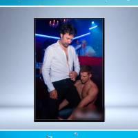 Matthieu Delormeau se déshabille en boite de nuit et montre bien plus que la raie à Kader !