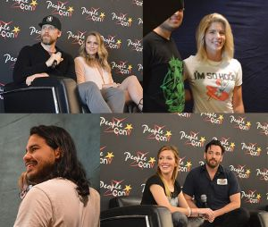 Arrow et The Flash : les stars présentes à la Super Heroes Con 2 le 11 juin 2016