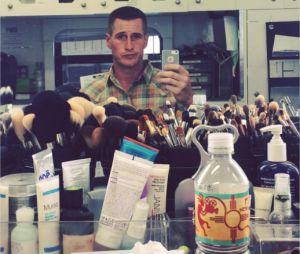 Roswell : Brendan Fehr sur une photo