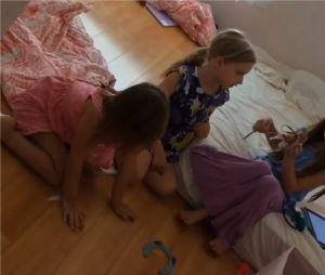 Roswell : les trois filles de Brendan Fehr
