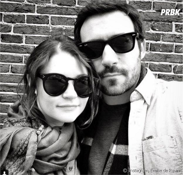 Roswell : Emilie de Ravin et son compagnon Eric Bilith
