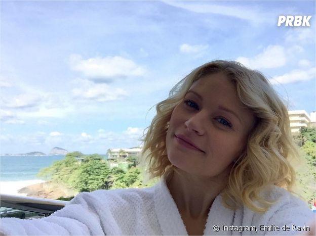 Roswell : Emilie de Ravin sur Instagram