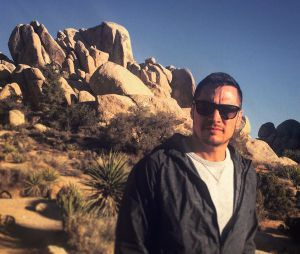 Roswell : Nick Wechsler sur une photo