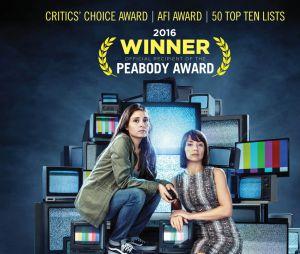 UnReal saison 2 : l'affiche avec Shiri Appleby et Constance Zimmer