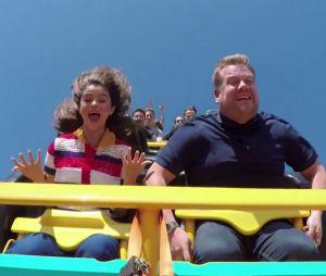 Selena Gomez dans le Carpool Karaoke de James Corden