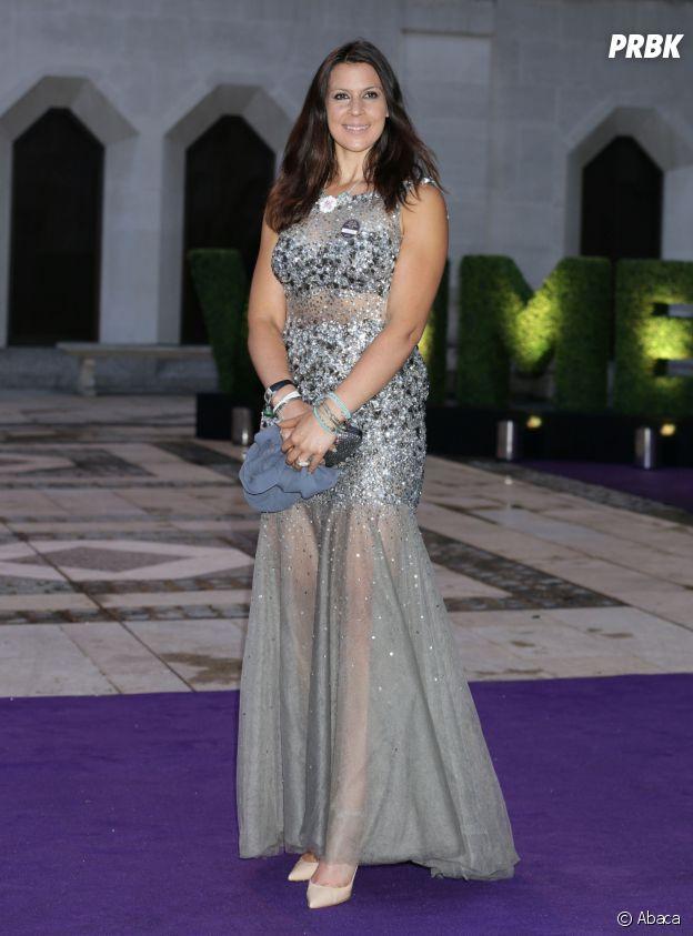Marion Bartoli avant son énorme perte de poids