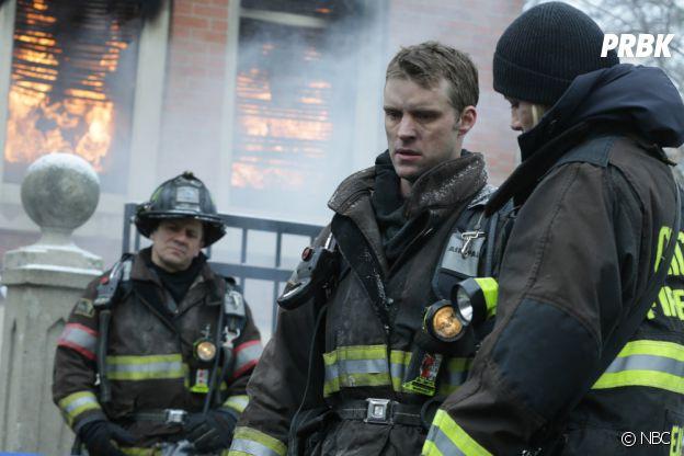 Jesse Spencer dans Chicago Fire