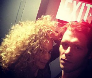 Joseph Morgan (The Originals) et sa femme Persia White le 4 juillet 2016