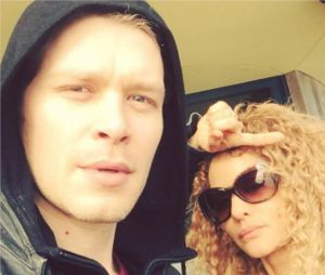Joseph Morgan (The Originals) et son épouse Persia White