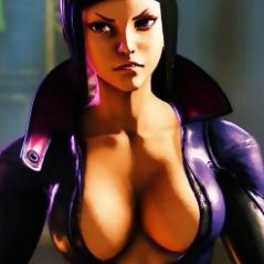Street Fighter 5 : le décolleté ultra sexy de Juri a disparu ? Voilà comment le retrouver