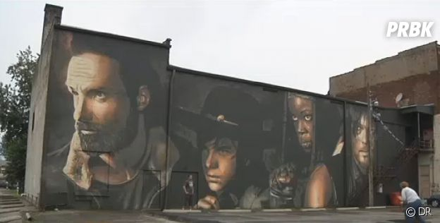 The Walking Dead : l'hommage à Robert Kirkman dans le Kentucky