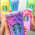 Starbucks dévoile la recette secrète de ses boissons colorées